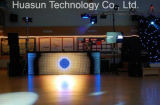 Flexible des Bildschirms der LED-Bildschirmanzeige-P25/LED (FLC-1600) video Wand des /Stage-Hintergrund-LED der Wand-LED