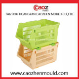 Пластиковые корзины прессформы для кухни использования