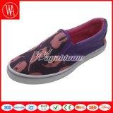 Schoenen van de Schoenen van het Canvas van het comfort de Vlakke Duidelijke Toevallige