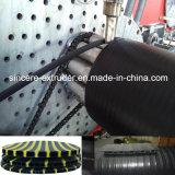 Macchinario vuoto dell'espulsione del tubo di bobina della parete dell'HDPE