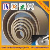 Papel de alta dureza PVAC tubo del pegamento / Almidón de papel del arte del protector