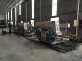 Linha de produção dobro de vidro máquina da afiação