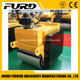 550kg Furdの道ローラーの鋼鉄二重ドラム振動ローラー(FYL-S600)