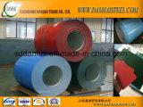 中国はGalvalumeの鋼鉄装飾用の着色されたPPGLの鋼鉄コイルをPrepaintedか、またはGalvalumeを鋼鉄Prepainted