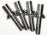 CNCのステンレス鋼の回された部品