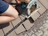 光沢度の高い積層のフロアーリングを防水しなさい
