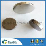 De Permanente Magneet van de Ring van NdFeB met Knap