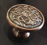 Ручка мебели античного типа латунные и ручка тяги