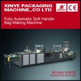 Ruian Xinye automatischer weicher Griff-Beutel, der Maschine herstellt