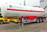 Изготовление сразу поставляет топливо, LPG, CNG, асфальт, топливозаправщик трейлера битума Semi