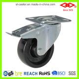 """De """" tipo europeu roda de oposição do furo parafuso 4 do rodízio do calor (G102-63C100X35)"""