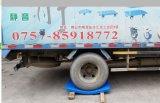 PU Casterとの300kg Plastic Foldable Hand Truck