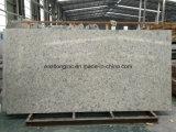 Mármore projetado de quartzo pedra artificial para a bancada da laje da telha