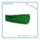 Tuyau de renforcement en PVC vert