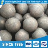 El precio bajo chino 6 pulgadas forjó la bola de acero con ISO9001