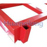 Система шкафа пакгауза портативная складная стальная штабелируя