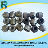 Проводы диаманта Romatools на многопроводный диаметр 8.8mm машины