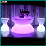 LED-Hochzeits-Bankett-Tisch-Glühen-Kaffeetisch