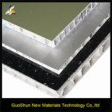 Material Shaped de Buliding del panel del techo de cortina de la pared de la placa de aluminio del panal