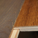 Revestimento de madeira projetado carvalho oleado natural do parquet