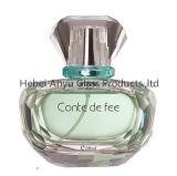 Bouteille en verre de parfum de choc en verre de bouteille pour le parfum/parfum