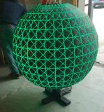 P6 perfezionano la sfera dell'interno della visualizzazione di LED della sfera di colore completo di effetto di visione