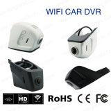 1080P 170程度の広角HDによって隠されるWiFi車DVR