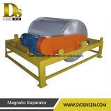 Separador magnético altamente eficiente do competidor do rolo do pó seco