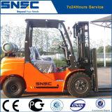 Snsc 3.5 톤 LPG 가솔린 포크리프트
