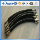 Tuyau en caoutchouc de tresse de fil pour DIN20022 En853 1sn 2sn