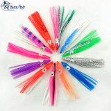 Atacado Luminous Artificial Soft Octopus Skirt Lure