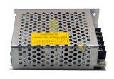 Fuente de alimentación constante del voltaje LED de IP20 25W 12V