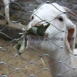動物または建物または階段塀のためのワイヤーロープの網