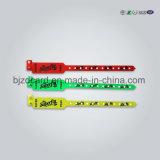De waterdichte Manchet van de Markering van de Armband RFID van het iso9001- Certificaat voor het Ziekenhuis