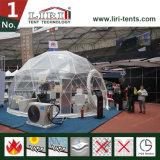 Spezielles Entwurfs-Geodäsieabdeckung-halber Bereich-Zelt mit Belüftung-Gewebe