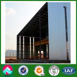 Construcción de estructuras de acero prefabricadas