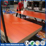 5m m 18m m uno/tarjeta laminada bilateral del MDF de la melamina para los muebles