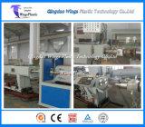 Doble - máquina de la fabricación del tubo del conducto del PVC/línea de la protuberancia