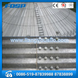 CE&の貿易保証の水田によって電流を通される穀物の記憶の鋼鉄サイロ