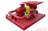 Высокоскоростной смеситель бурового раствора шахты для Grouting двигателя