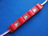 Впрыска 3LED модуля SMD 5730 делает красный голубой свет водостотьким