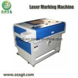 Гравировальный станок маркировки лазера волокна Китая прочный для стекла