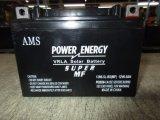12V6.5ah de verzegelde Batterij van het Lood van het Onderhoud Vrije Zure Zonne