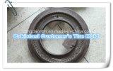 CNC Turning Lathe Horizontal высокого качества с 3 кулачками патрона для Flange (CK61200)