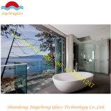 4-19mm Salle de bain / sol / verre trempé avec SGS / CCC