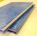 Agenda de cahier de livre À couverture dure de couverture d'A4 Baladic pour le cadeau de promotion