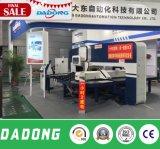 Lochende Maschine des MetallStamping/CNC für Solarwarmwasserbereiter-Herstellungs-Zeile