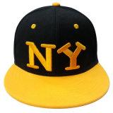 Gorra de béisbol de calidad superior del Snapback con All Over el bordado (GJFP17135)