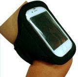 Sostenedor del teléfono del brazo del neopreno del bolso del teléfono del neopreno