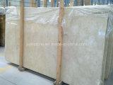 Galettes de marbre beiges de Barcelone